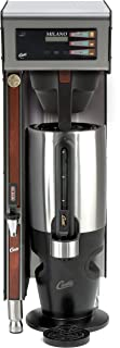 Wilbur Curtis G3 ThermoPro 1.5 Gallon Single Coffee Brewer, Dual Voltage, Brew Basket Locks - Commercial Coffee Brewer - T...