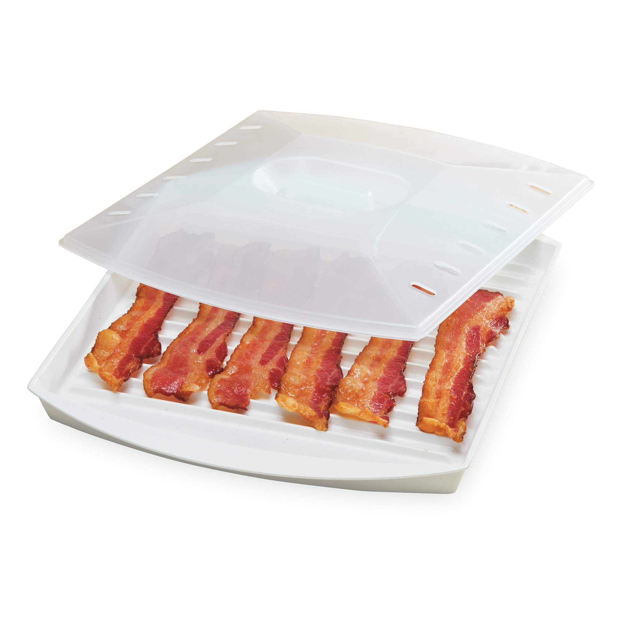 Solutions Progressive Microwavable Bacon Grill
