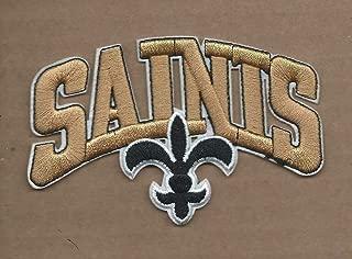 Iron On Patch New Orlean Saints