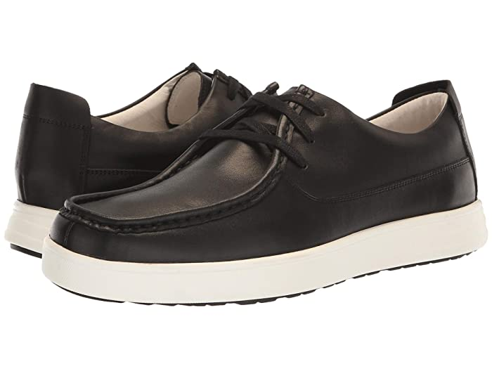 Alegria  MOQ (Black) Mens Lace up casual Shoes