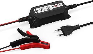 ANSMANN Bilbatteriladdare ALCT 6-24/2 – helautomatisk batteriladdare för bilbatterier och blybatterier med 6 V, 12 V & 24 ...
