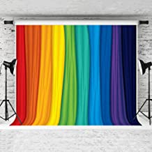 rainbow backdrop