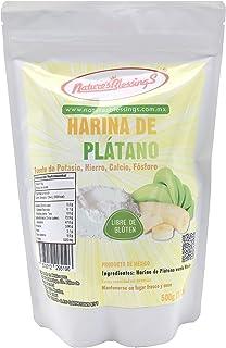 Harina de Platano 500g
