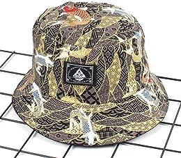 Bucket Hat Chapeau Chapeaux Double Face Casquette