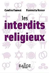 Les interdits religieux (À savoir) Format Kindle