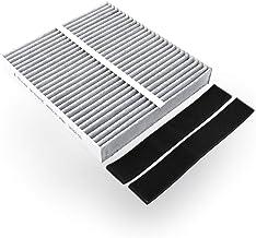 AmazonBasics - Filtro de aire para vehículos, 21,6 x 20 x 3 cm