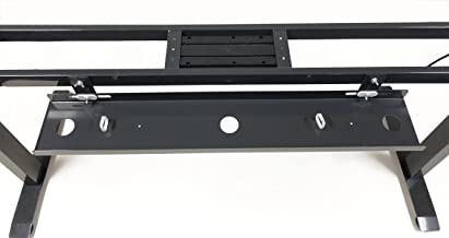 "ApexDesk 36-inch Cable Management Tray - Compatible Only with The 60"" and 71"" Elite Series Standing Desk (Black)"
