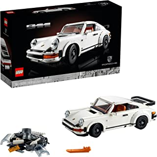 LEGO Porsche 911 (10295) Model Building Kit; Engaging Building Project for Adults; Build and Display The Iconic Porsche 911; New 2021 (1,458 Pieces)