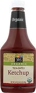 365 Everyday Value, Organic Tomato Ketchup, 24 oz