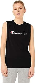 Champion Women's Script Muscle Tank