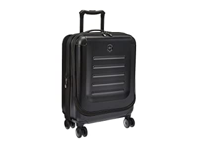 Victorinox Spectra Expandable Global Carry-On (Black) Carry on Luggage