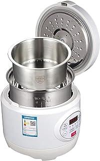 Cuiseur de riz programmable Multi Stewpot Intelligent 3L Digital Food Steamer Bas-Élimination Sucré Sugar Grain Maker Inox...