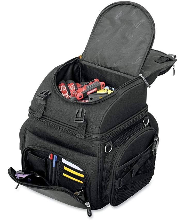 Saddlemen 3515-0113 Back Seat Bar Bag