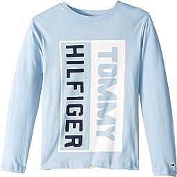 Matt Long Sleeve Crew Neck Shirt (Big Kids)