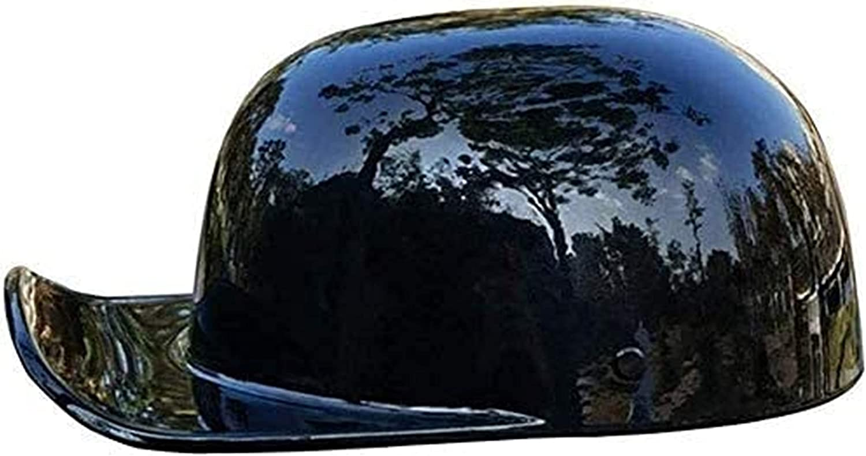 Motorcycle Half Sale special price Helmets EBWLI Adults In a popularity Vintage Helmet