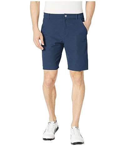 PUMA Golf 101 9 Shorts (Dark Denim) Men