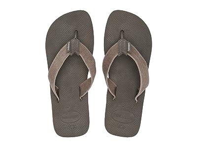Havaianas Urban Basic Flip Flops (Khaki) Men