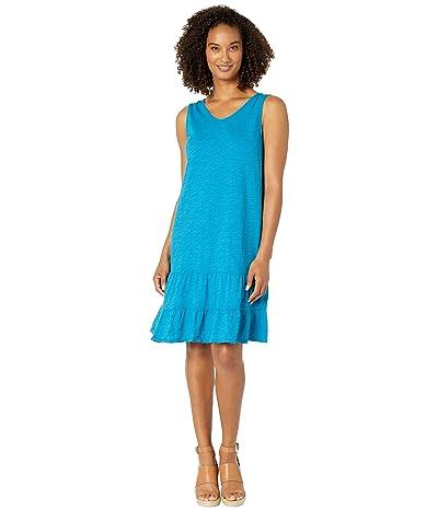Fresh Produce Melody Dress (Seaport Blue) Women