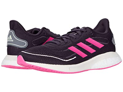 adidas Kids Supernova (Big Kid) (Noble Purple/Noble Purple/Shock Pink) Girls Shoes