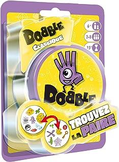 Asmodée- Dobble Classic Blister, Color jeu d'ambiance (DOBB02FR)
