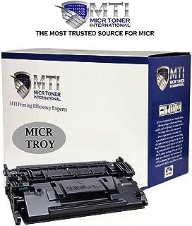 magnetic ink toner