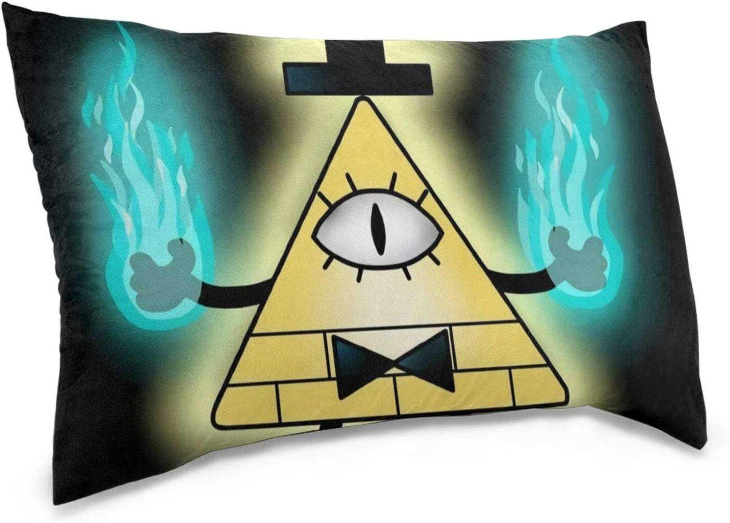 Bill Cipher Gravity Falls Pillow Case-MADE TO ORDER