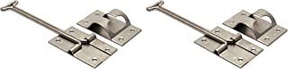 TCH Hardware 2 Pack Stainless Steel 6