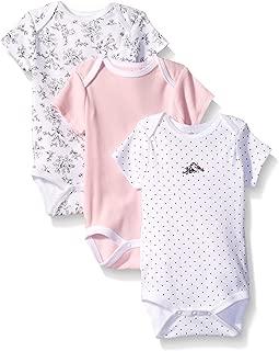 Little Me Girls' 3-Pack Bodysuits