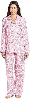 Women's Sleepwear Long Sleeve Floral Pajama Set