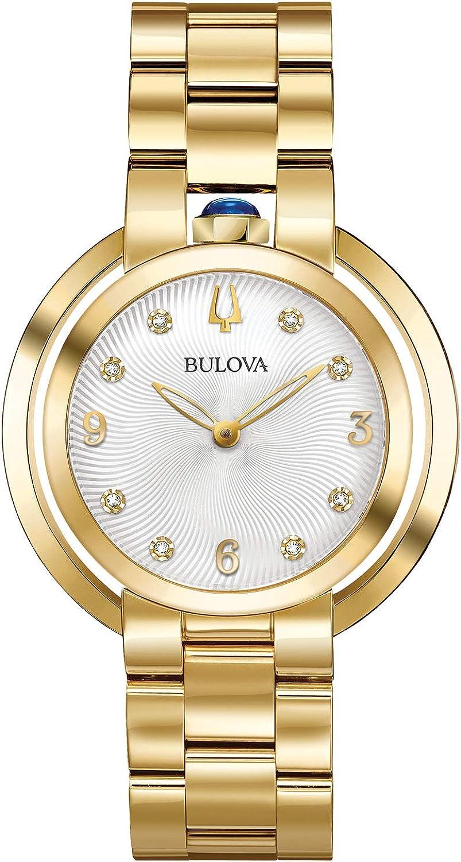 Reloj Bulova para mujer
