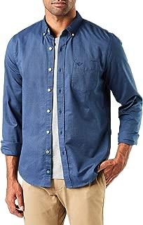 Dockers Erkek Günlük Gömlekler STRETCH OXFORD SHIRT