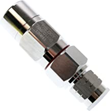 Trilogy Communications NMP01250 Plenum N-Male Connector for 1/2