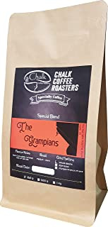 Chalk Coffee Roasters - The Grampians Espresso Blend - Whole Beans - 250g