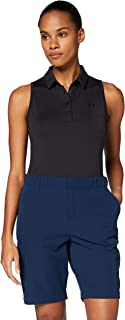 Under Armour Zinger Sleeveless Camisa Polo Mujer