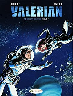 Valerian: The Complete Collection Vol. 7