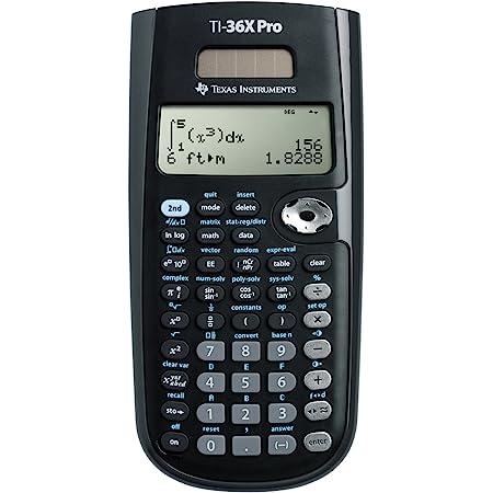 Texas Instruments TI-36X Pro Engineering/Scientific Calculator