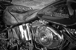 Harley Davidson Gifts For Men, Harley Davidson Wall Art, Motorcycle Gift For Men, Man Cave Decor, Garage Decor Wall Art