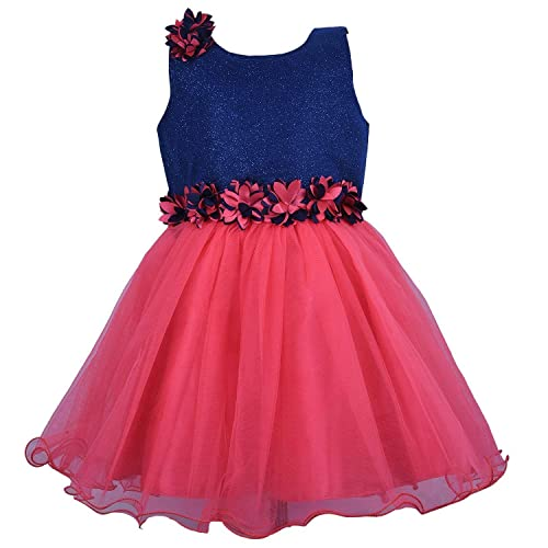 721d909b77c9 Red Frock for Kids: Buy Red Frock for Kids Online at Best Prices in ...