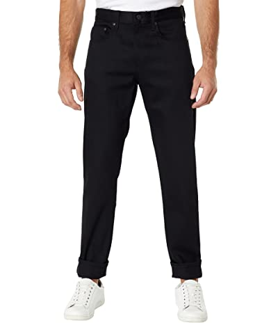 Naked & Famous Easy Guy in Black Power Stretch