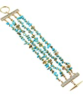 Sam Edelman - Multi Row Nugget Bracelet