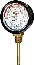 Dwyer Tridicator Gage, TRI2-60-50L, 1/2