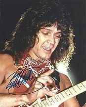 Eddie Van Halen guitarist signed reprint promo photo #2 RP