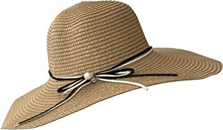 Large Sun Hats WIDE BRIM girls womens Beach Outdoor Stylish UV Sun Protection Summer Straw LARGE Ladies Sun Hat