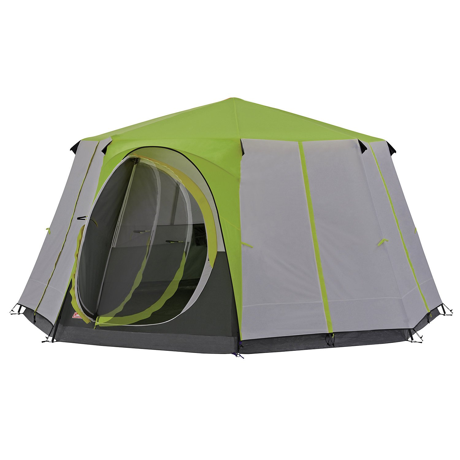 Coleman Tent Cortes Octagon 6 to 8 man Festival tent large Dome Tent with  sc 1 st  Amazon UK & Inflatable Tents: Amazon.co.uk