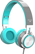 Elecder i39 Headphones with Microphone Foldable...