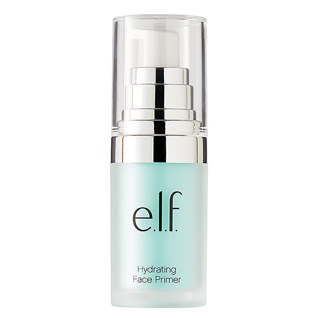 対立静けさダルセットe.l.f. Studio Hydrating Face Primer - Clear