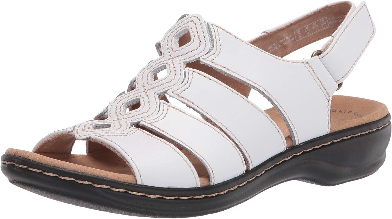 Challenge the lowest price of Japan ☆ Clarks Women's Leisa Sandal Flat Jacksonville Mall Ruby