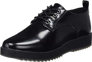 Blucher Charol con Cordones, Zapatos Derby para Niñas
