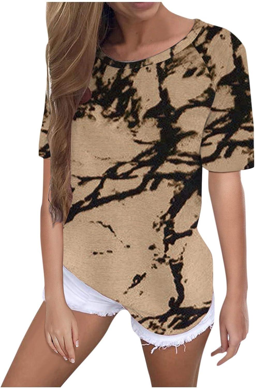 Womens Tops Short Sleeve Women's Casual Long Sleeve V Neck Solid Henley Shirt Rib Knit Blouse Button Tunic Tops Khaki