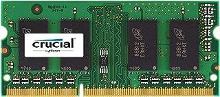CRUCIAL 4GB 1600MHz DDR3L PC3L-12800 CL11 SODIMM 204pin 1.35V/1.5V Single Ranked